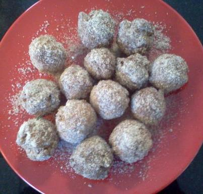 Johnnie's Cinnamon Sugar Donut Holes